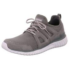 Skechers Herren Sneaker Rough Cut 52822 44 Charcoal (grau)