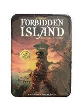 Forbidden Island Strategy Cooperative Thinking Adventure Game Board Game NIP
