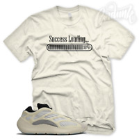 "New Cream ""SUCCESS LOADING"" T Shirt for Yeezy Boost v3 700 Azael"