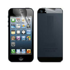 Genuine Premium Screen Guard Protector Matte IPHONE 5, 5s Front & Back