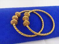 new indian fashion jewelry bangle bracelet bollywood ethnic gold traditional