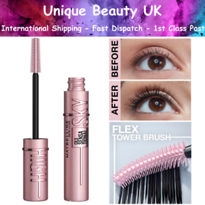 Maybelline LASH SENSATIONAL SKY HIGH Mascara - 01 Very Black - 1ST CLASS POST