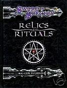 D20 D&D Sword Sorcery RELICS & RITUALS WW8310 NM!