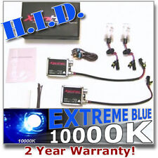 H3 COMPLETE HID CONVERSION KIT HEADLIGHTS 10000k NEW!!