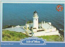 Douglas Head Lighthouse IOM Postcard 340a ^