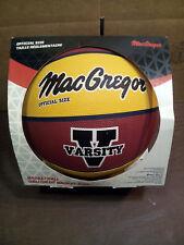 Macgregor Offical Size Basketball Model# 040-0005
