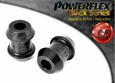Audi Coupe 81-96 Powerflex Black Fr Outer Roll Bar Mnts Lowr 12mm PFF3-105-12BLK