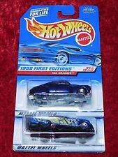 1998 Hot Wheels First Editions Tail Dragger & At-A-Tude 2 Pack