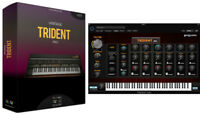 KORG TRIDENT VST Plug-in samples sounds synth analog MAGIX SONY REAPER BITWIG