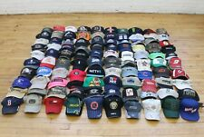 Lot 100 Snapback Strapback Fitted Hats Baseball Caps Wholesale Bulk