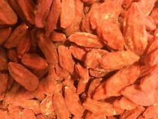 Super  Grade  Organic  Extra Large Goji Berries Wolf Berry  50 gr