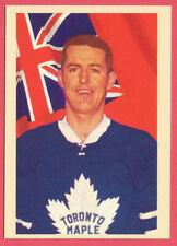 1993-94 William Harris Upper Deck Parkhurst 1963-64 Reprint -Toronto Maple Leafs