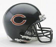 Chicago Bears REPLICA MINI helmet from Riddell, NFL Football CASCO, 1:2,neu