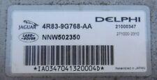 04+ Jaguar Land Rover Adaptive Cruise Control Distance Sensor 4R83-9G768-AA