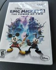 Epic Mickey 2: The Power of Two - Nintendo Wii