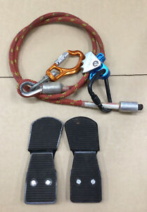 Pre-owned FLIP LINE SKYLOTECH ERGOGRIP CORE S15 with Climbing Pads