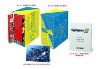 capcom Rockman & Rockman X 5in1 Special BOX Mega Man  Nintendo switch From JAPAN