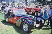Vintage Photo Slide 1988 Classic Car Show