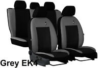 AUDI A3 8P SPORTBACK 2008-09-10-11-2012 ARTIFICIAL LEATHER TAILORED SEAT COVERS