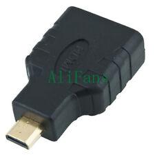 HDMI Female to Micro HDMI Male F/M Converter Adapter Connector HD TV Camera New