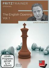 ChessBase: Williams  The English Opening Vol. 1 / Englisch  Schach Fritz-Trainer