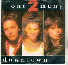 """<4997-05> 7"""" Single: One 2 Many - Downtown"""