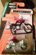 Matchbox BMW R1200 GS motorcycle