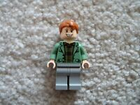 LEGO Harry Potter - Rare Arthur Weasley Minifig - From 4840 Burrows