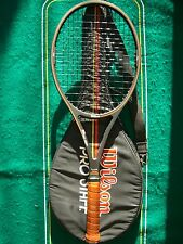 Wilson Bumperless St.Vincent Pro Staff Midsize 4 1/2 Cover MINT Original 6.0 85