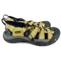 Keen Women's Newport Green Waterproof Hiking Trail Sport Sandals US 9