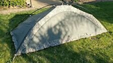 US MILITARY ARMY ACU 1 PERSON IMPROVED COMBAT SHELTER TENT PUP DOME COMPLETE VGC