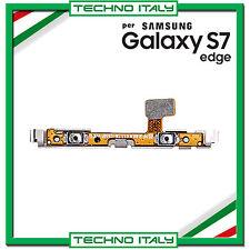 TASTI VOLUME PER SAMSUNG G935F GALAXY S7 EDGE FLEX TASTINI AUDIO SILENZIOSO FLAT