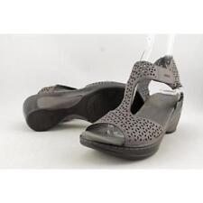 Scarpe da donna grigi tessili marca Jambu