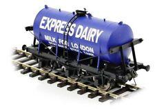 Dapol O Gauge 7mm 6 Wheel Milk Tanker Wagon (express Dairies)