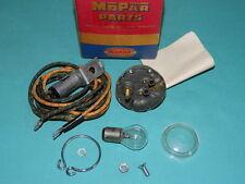 NOS Mopar 1951-52 Dodge Mayfarer, Custom Coronet Map & Courtesy Lamp Package