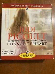 Change of Heart by Jodi Picoult Audiobook CD (Unabridged)