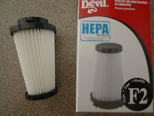 ONE Royal Dirt Devil 3-SFA115-00X Replacement Filter F2 HEPA HandVac