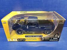 DUB CITY KUSTOMS HUMMER H3T CONCEPT 1:24 SCALE DIE CAST METAL CAR JADA TOYS NIB!