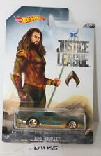 Mattel Hot Wheels DC Justice League Aquaman BLVD Bruiser FNQHobby NH155