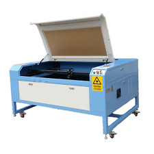 New ! 80W Co2 Laser Cutting and Engraving Machine 1300 mm x 900 mm With CE FDA