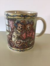 1999 The Boyd's Collection Mug Bearware Pottery Works Forever Friends