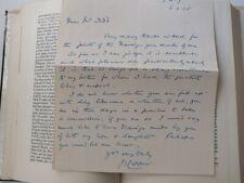 More details for the tanks.. royal tank regiment.. v. 1; 1914-39 *letter from maj-gen j. capper*