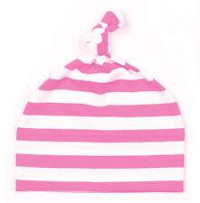 Gestreifte Baby-Hüte & -Mützen für Mädchen aus 100% Baumwolle