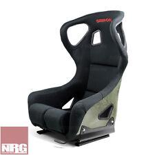 Universsal Kevlar Bucket Racing Seat  Type-FC Seibon Carbon- Black BSEAT-K-B-FC