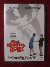 What about Bob? DVD