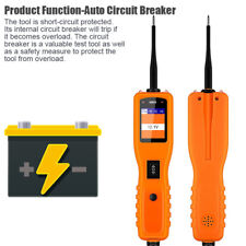 12V 24V Auto Electrical Power Probe Circuit Tester Diagnost Tool Extension Cable