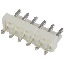 10 MPE-Garry Nylon-Stifleiste 6-polig 250V 5A RM 3,96 gerade Pin header 855916
