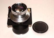 EXC! Schneider-Kreuznach Tele-Arton 5.5/270 mm f=270 mm F5.5 Compur for Linhof