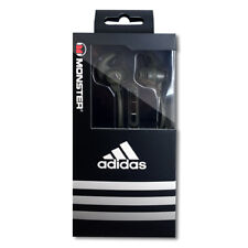 Adidas MONSTER Sport Response In-Ear Headphones (Olive Green)