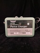 Parmak Fieldmaster Fm Fence Charger A/C 110 Volt